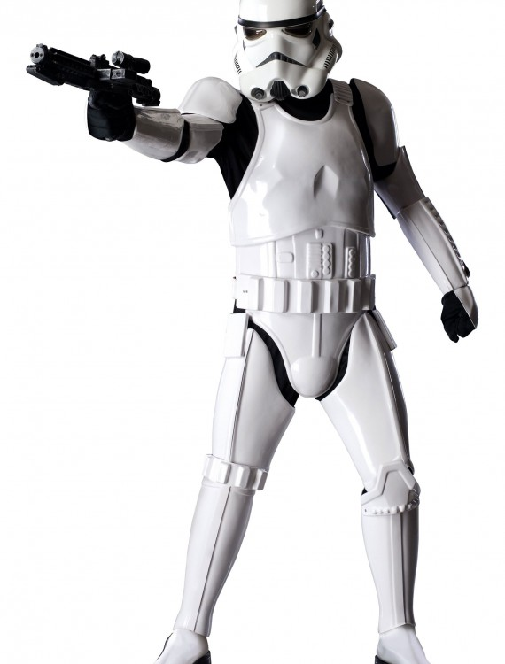 Supreme Edition Authentic Stormtrooper Costume, halloween costume (Supreme Edition Authentic Stormtrooper Costume)