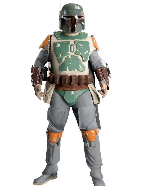 Supreme Edition Boba Fett Costume, halloween costume (Supreme Edition Boba Fett Costume)