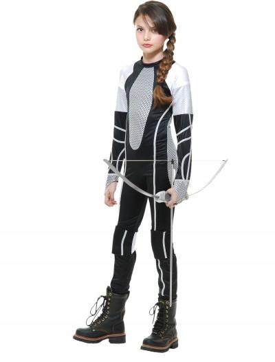Survivor Jumpsuit Girls Costume, halloween costume (Survivor Jumpsuit Girls Costume)