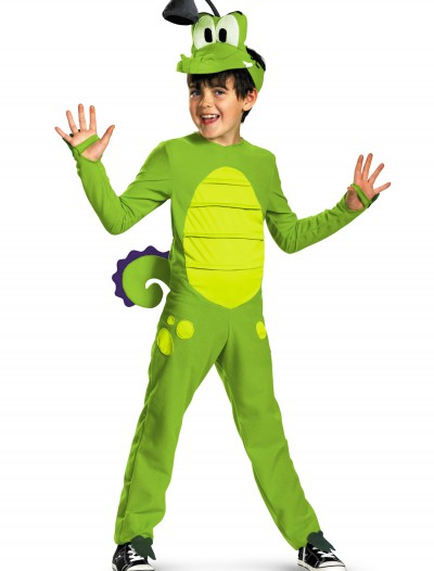 Swampy Deluxe Child	 Costume, halloween costume (Swampy Deluxe Child	 Costume)