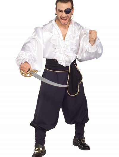 Swashbuckler Pirate Costume, halloween costume (Swashbuckler Pirate Costume)