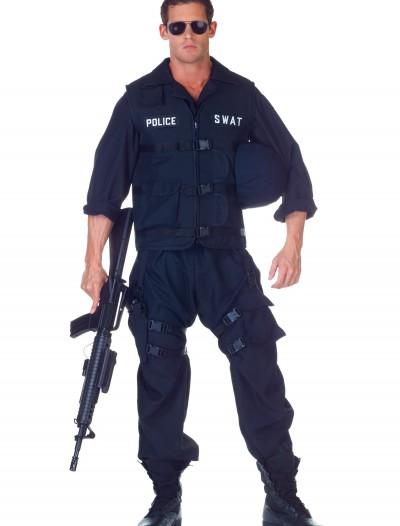 SWAT Jumpsuit Costume, halloween costume (SWAT Jumpsuit Costume)