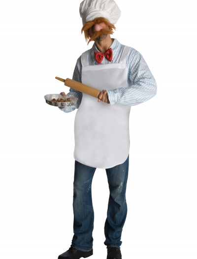 Swedish Chef Costume, halloween costume (Swedish Chef Costume)