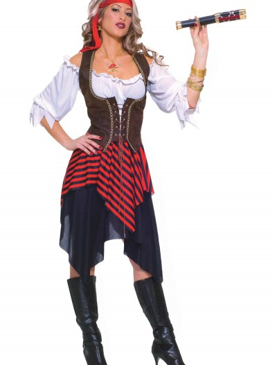 Sweet Buccaneer Costume, halloween costume (Sweet Buccaneer Costume)
