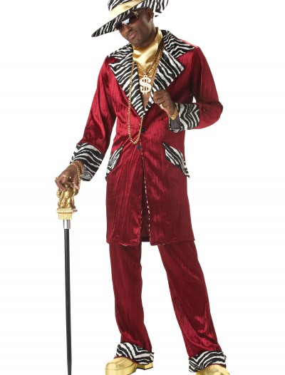 Sweet Daddy Pimp Costume, halloween costume (Sweet Daddy Pimp Costume)