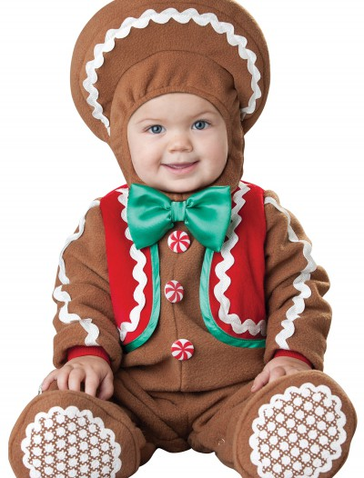 Sweet Gingerbaby Costume, halloween costume (Sweet Gingerbaby Costume)