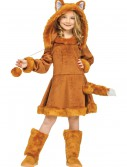 Sweet Girls Fox Costume, halloween costume (Sweet Girls Fox Costume)