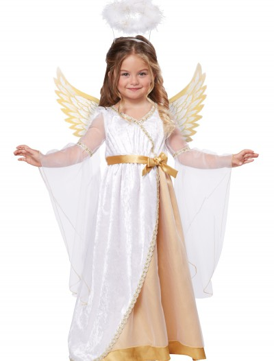 Toddler Sweet Little Angel Costume, halloween costume (Toddler Sweet Little Angel Costume)
