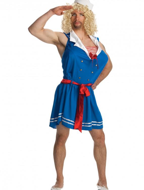 Sweet Sailor Costume, halloween costume (Sweet Sailor Costume)