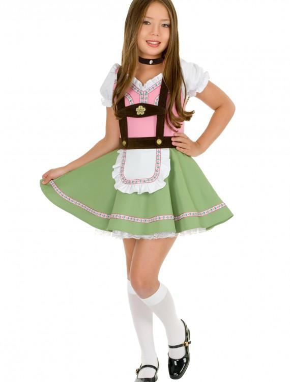 Swiss Alps Girl Costume, halloween costume (Swiss Alps Girl Costume)