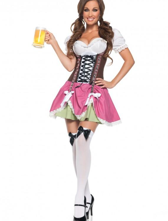 Swiss Girl Costume, halloween costume (Swiss Girl Costume)