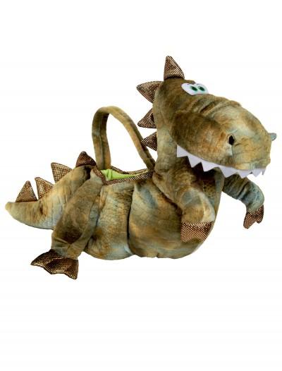 T-Rex Dinosaur Trick Or Treat Bag, halloween costume (T-Rex Dinosaur Trick Or Treat Bag)