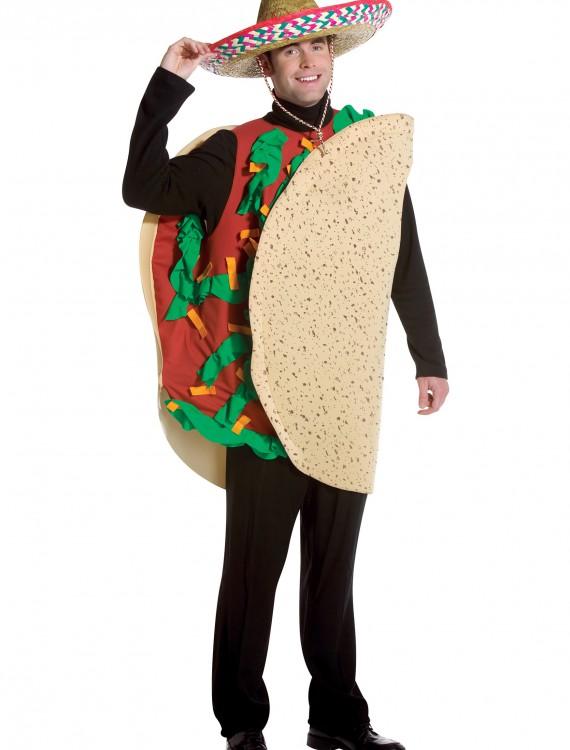 Taco Costume, halloween costume (Taco Costume)