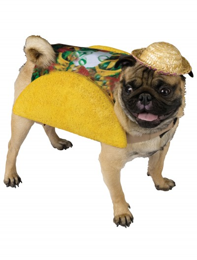 Taco Dog Costume, halloween costume (Taco Dog Costume)