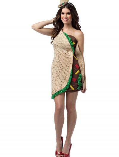 Taco Dress, halloween costume (Taco Dress)