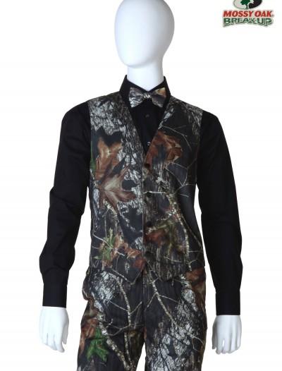 Tall Mossy Oak Full Back Vest, halloween costume (Tall Mossy Oak Full Back Vest)