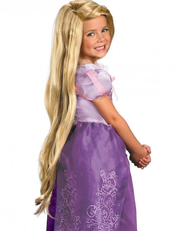 Tangled Rapunzel Wig, halloween costume (Tangled Rapunzel Wig)