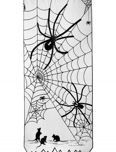 Tangled Web Backdrop Decoration, halloween costume (Tangled Web Backdrop Decoration)