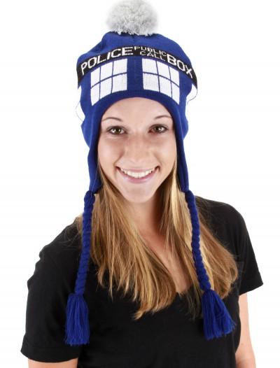 TARDIS Laplander Hat, halloween costume (TARDIS Laplander Hat)