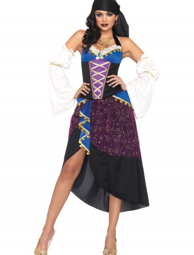 Tarot Card Gypsy Costume, halloween costume (Tarot Card Gypsy Costume)