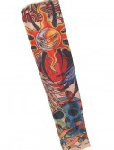 Tattoo Sleeve, halloween costume (Tattoo Sleeve)