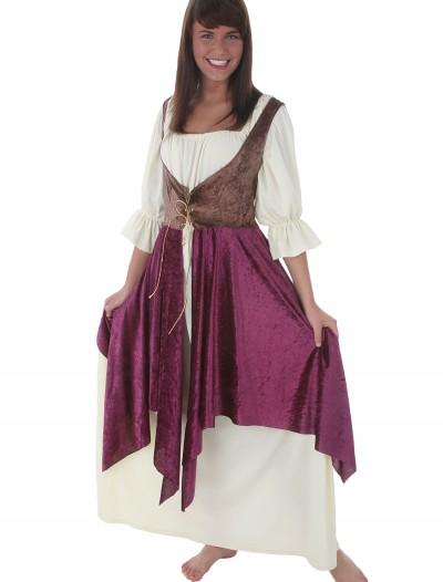 Tavern Lady Renaissance Costume, halloween costume (Tavern Lady Renaissance Costume)