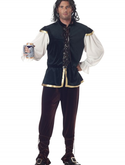 Tavern Man Costume, halloween costume (Tavern Man Costume)
