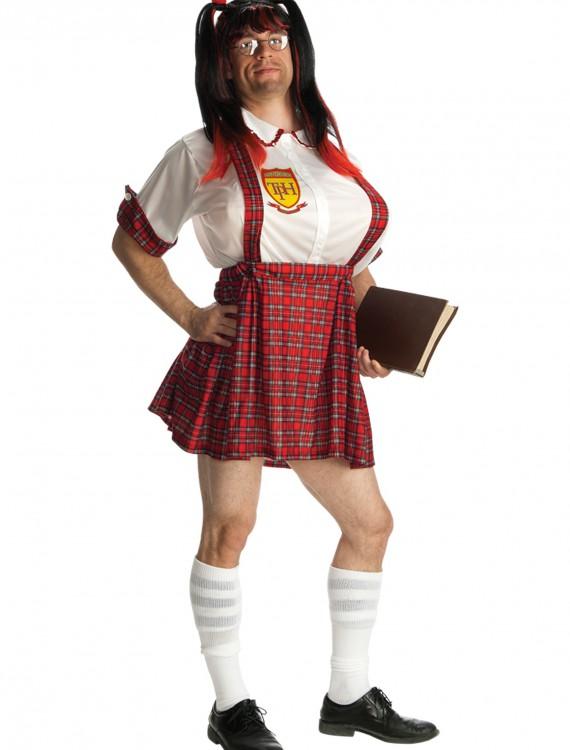 Teachers Pet School Girl Costume, halloween costume (Teachers Pet School Girl Costume)