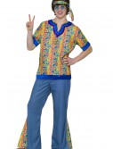 Teen 60s Hippie Costume, halloween costume (Teen 60s Hippie Costume)