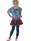 Teen 80s Valley Girl Costume, halloween costume (Teen 80s Valley Girl Costume)