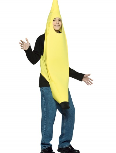 Teen Banana Costume, halloween costume (Teen Banana Costume)
