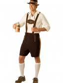 Teen Bavarian Guy Costume, halloween costume (Teen Bavarian Guy Costume)