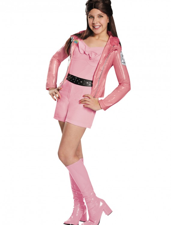 Teen Beach Lela Biker Costume, halloween costume (Teen Beach Lela Biker Costume)