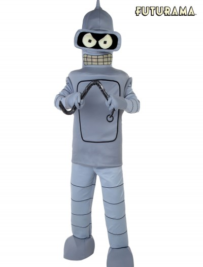 Teen Bender Costume, halloween costume (Teen Bender Costume)