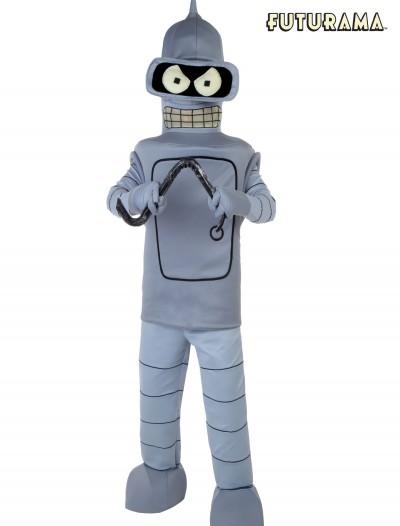 Teen Bender Costume, halloween costume (Teen Bender Costume)