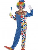 Teen Big Top Clown Costume, halloween costume (Teen Big Top Clown Costume)