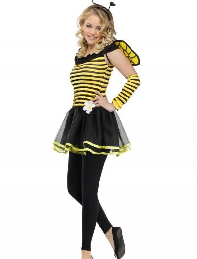 Teen Busy Bee Costume, halloween costume (Teen Busy Bee Costume)