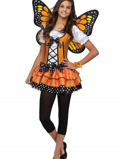 Teen Butterfly Queen Costume, halloween costume (Teen Butterfly Queen Costume)