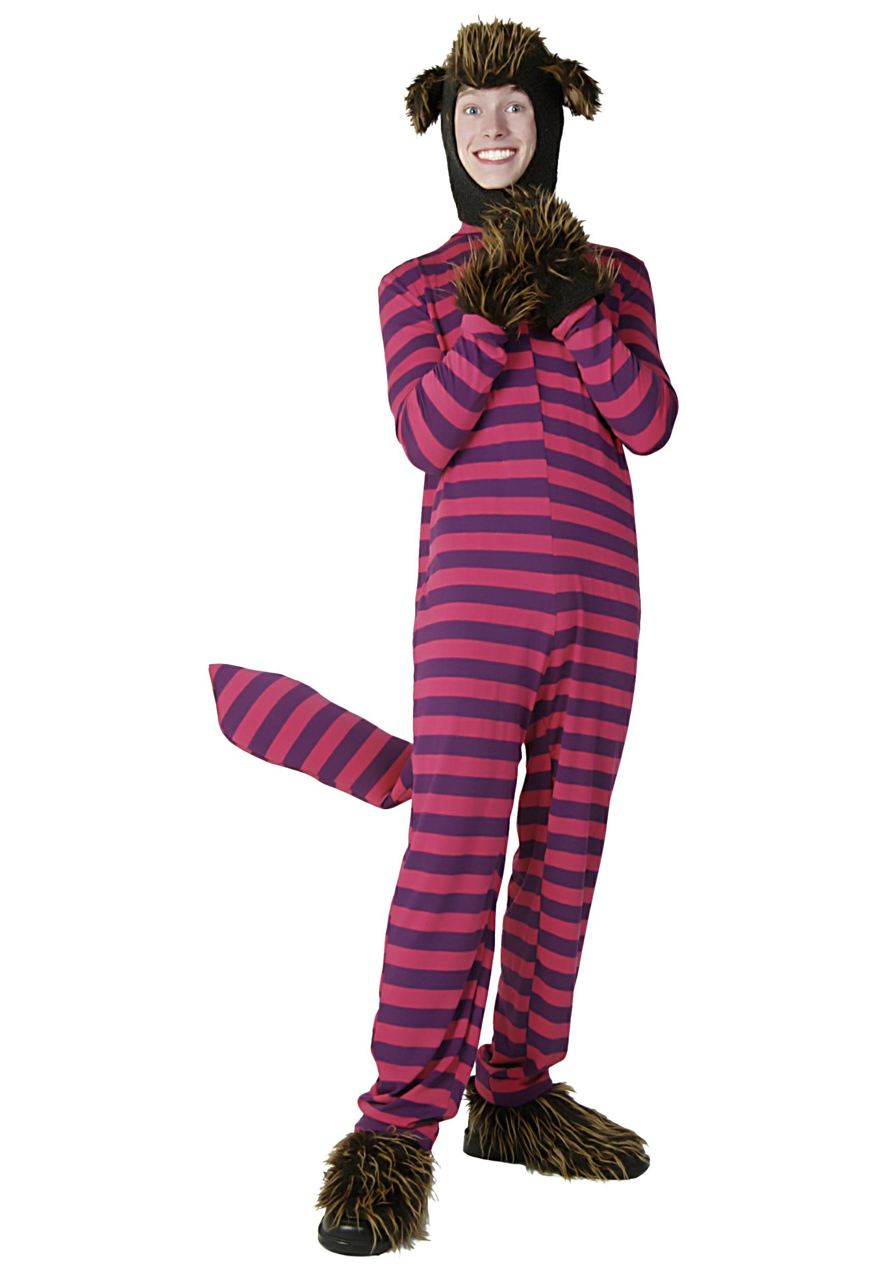 Teen Cheshire Cat Costume  sc 1 st  Halloween Costumes & Teen Cheshire Cat Costume - Halloween Costumes