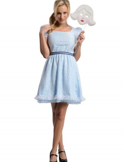 Teen China Doll Costume, halloween costume (Teen China Doll Costume)
