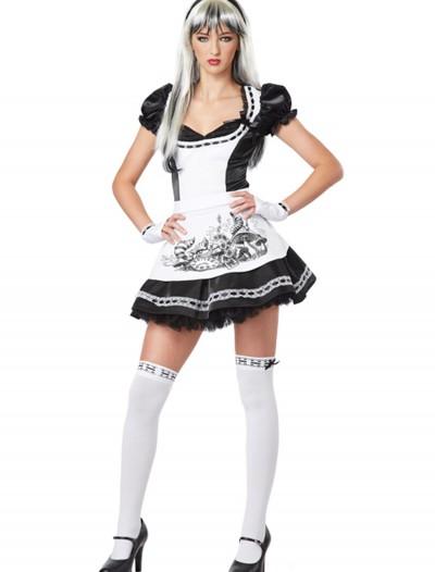 Teen Dark Alice Costume, halloween costume (Teen Dark Alice Costume)