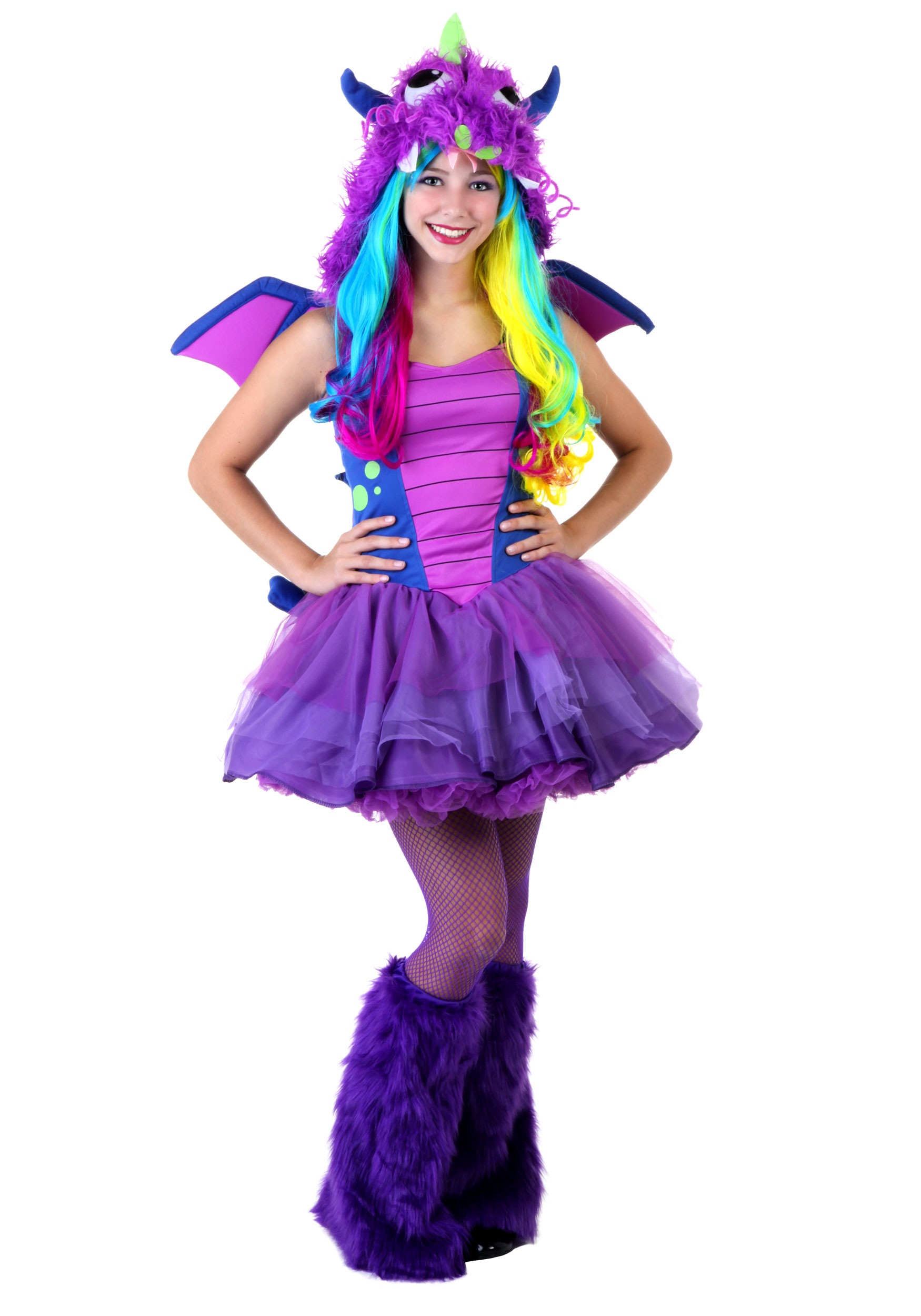 teen darling dragon costume - halloween costumes