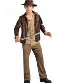 Teen Deluxe Indiana Jones Costume, halloween costume (Teen Deluxe Indiana Jones Costume)