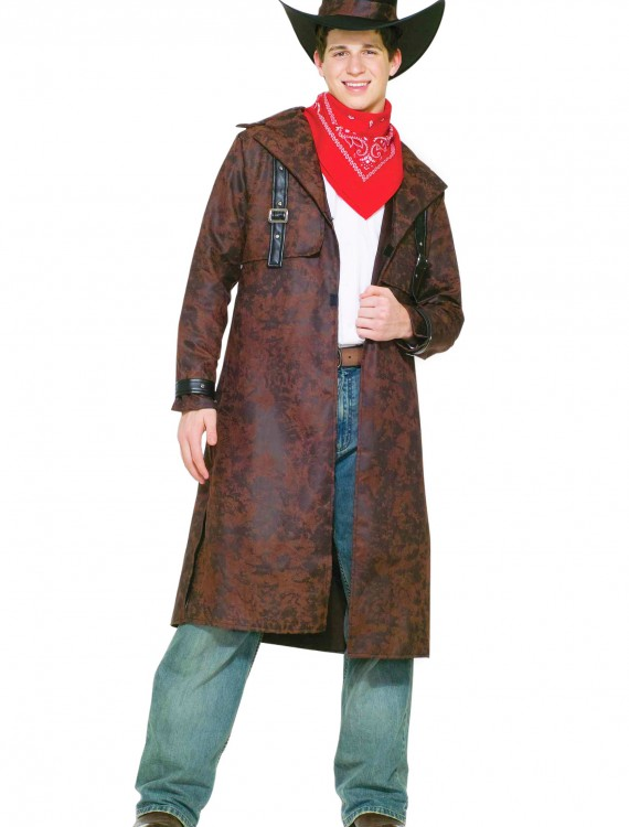 Teen Desperado Cowboy Costume, halloween costume (Teen Desperado Cowboy Costume)