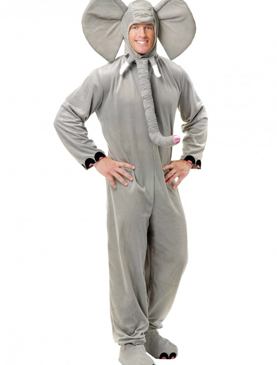 Teen Elephant Costume, halloween costume (Teen Elephant Costume)