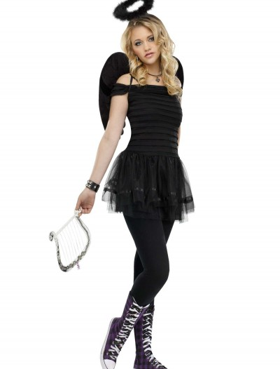 Teen Fallen Angel Costume, halloween costume (Teen Fallen Angel Costume)