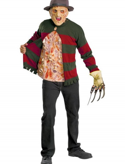 Teen Freddy Chest of Souls Costume, halloween costume (Teen Freddy Chest of Souls Costume)