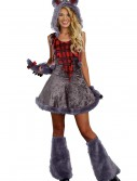 Teen Full Moon Sassy Werewolf Costume, halloween costume (Teen Full Moon Sassy Werewolf Costume)