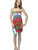 Teen Fun Dip Dress, halloween costume (Teen Fun Dip Dress)