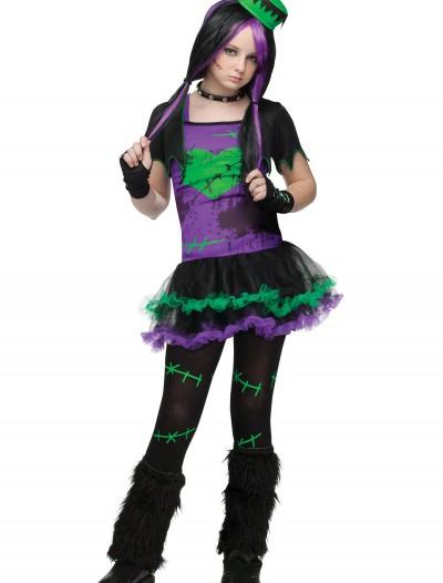 Teen Funkie Frankie Costume, halloween costume (Teen Funkie Frankie Costume)